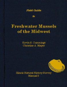 Freshwater Mussels of the Midwest, 1992, cover